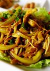 無塩料理☆干し野菜のカレーマリネ