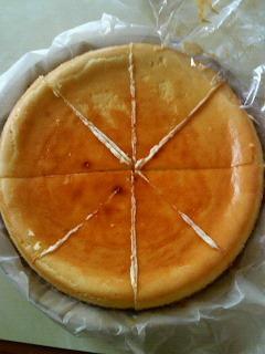 外国人直伝の簡単で濃厚なチーズケーキ