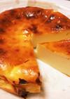 チーズケーキ風*焼きヨーグルトケーキ