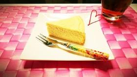 食べても痩せる?!糖質制限チーズケーキ☆