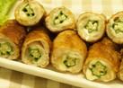 甘辛タレで簡単◇オクラとチーズの豚肉巻き