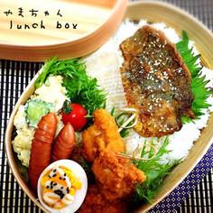 お弁当にも!鯵でみんな大好き韓国風蒲焼