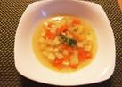簡単☆じゃがいもとにんじんの食べるスープ