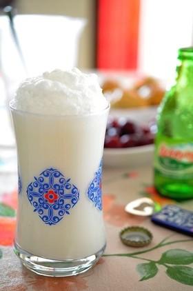 トルコ☆アイランのソーダ割り