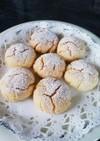 バニラ風味の ざくほろクッキー☆