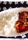 シーチキンと夏野菜のカレー