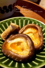簡単焼くだけ♡激ウマ!椎茸バター醤油焼きの写真