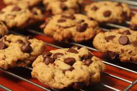 チョコチップクッキー(ヴィーガン)