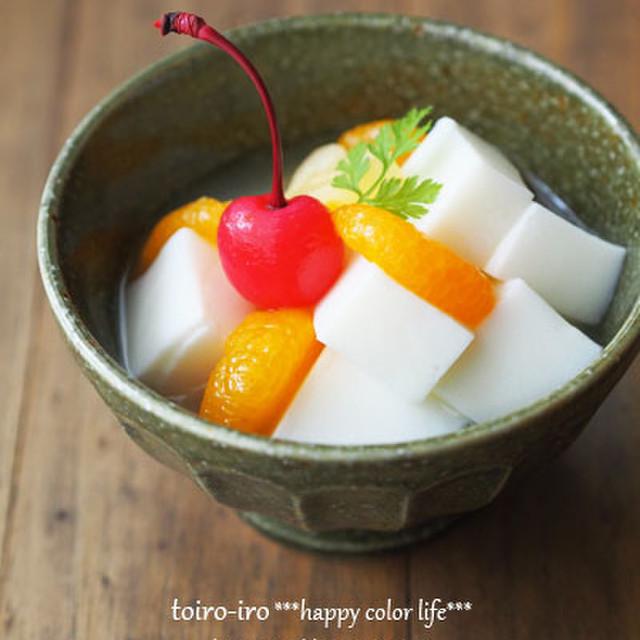 豆腐 作り方 杏仁