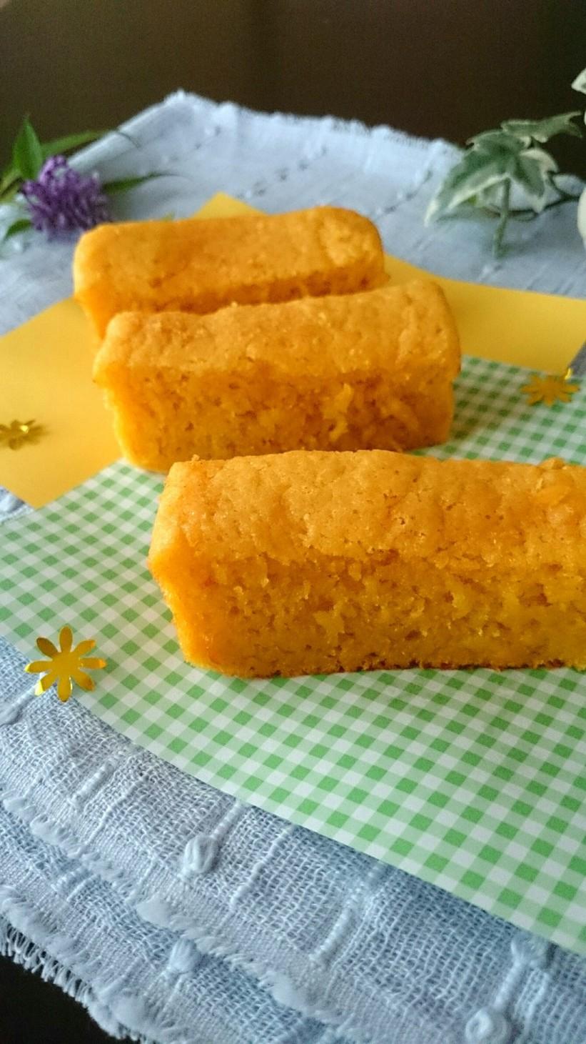 HMで簡単おやつ★チーズキャロットケーキ