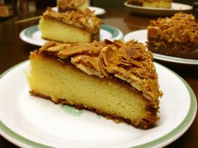 こんなの探してた アーモンドケーキ