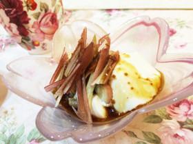 豆腐で簡単絶品おつまみ☆焼肉のタレ冷奴★
