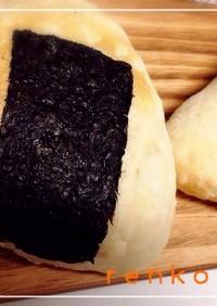 お弁当やランチに冷やご飯で♡おにぎりパン