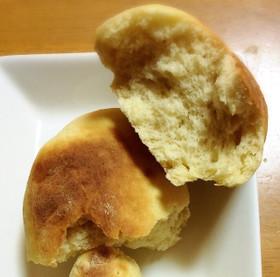 発酵なし!HMで簡単パン