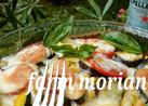 農園レシピ・夏野菜のオーブン焼き
