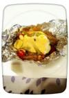 夏野菜たっぷり鮭の洋風ホイル包み焼き