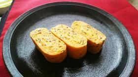 チアシードの卵焼き