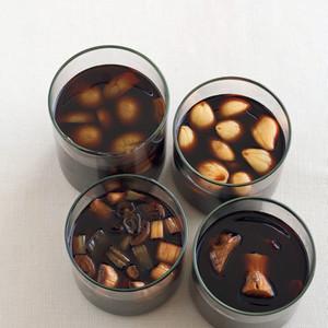 生姜醤油(写真右下)