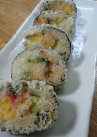 巻き寿司天