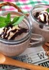 アイスで簡単♡シナモンショコラシェイク