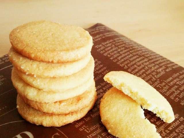簡単 サクサク クッキー