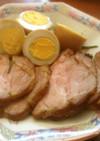 漬けてオーブン。簡単に本物の焼き豚