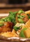 豆腐肉団子の黒酢餡