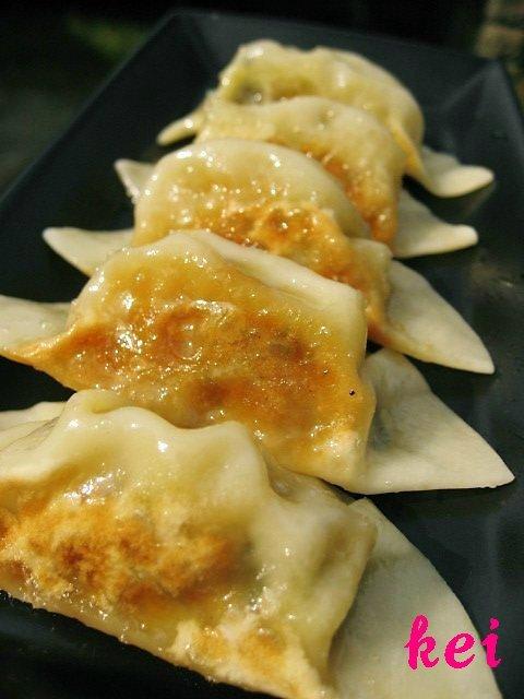 キムチ焼肉餃子