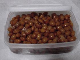 圧力鍋様☆ミ~楽チン大豆を煮てみよう~