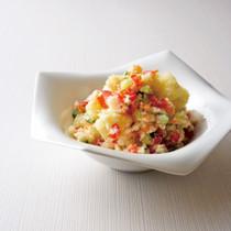 低カロリーポテトサラダ