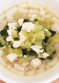 ★離乳食後期★ナスと豆腐の味噌煮