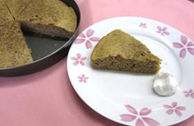 紅茶のパウンドケーキ