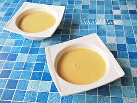 ★缶単!朝食は豆乳コーンスープ