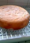 高野豆腐入りのソフトケーキ