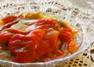 甘くて美味しい◎焼き赤パプリカのサラダ♪