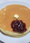 乳清(ホエイ)のHMパンケーキ