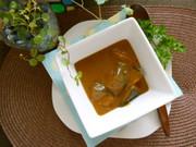 エスニック風☆茄子の味噌カレースープの写真