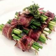 牛肉の和風カルパッチョの写真