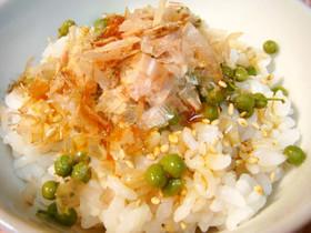 山椒の実大好きご飯♪