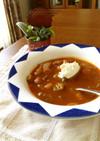 万能タコソースで作るガンボスープ
