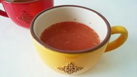 夏にぴったり!大根とトマトの冷製スープ♪