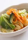 簡単♪野菜の味噌ヨーグルト漬