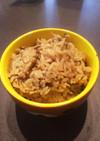 炊飯器で簡単❣和風炊き込みご飯