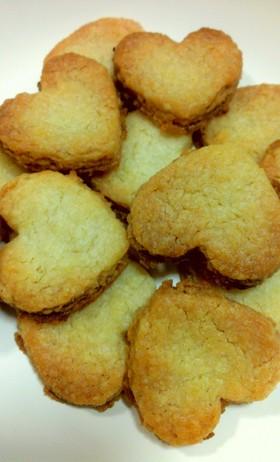 子どもも簡単♪パン粉でサクサククッキー