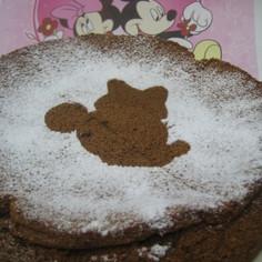 アーモンドショコラケーキ