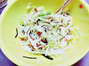 ダイエット!キャベツと納豆のサラダの写真