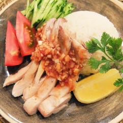 シンガポールチキンライス(南海鶏飯)