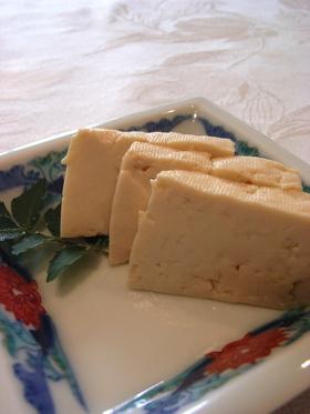 クリームチーズみたい!豆腐の味噌漬