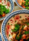 モロッコいんげん・真夏の上海料理アレンジ