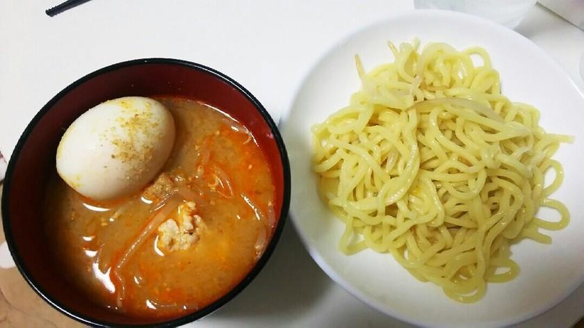 香味ペースト使用‼担々つけ麺☆